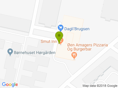 Øen Amagers Pizzaria Og Burgerbar - Kort