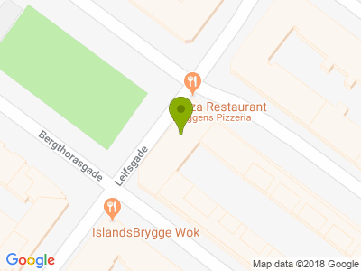 Bryggens Pizzeria - Kort