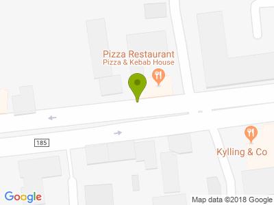 Ikast Pizza & Kebab Huset - Kort