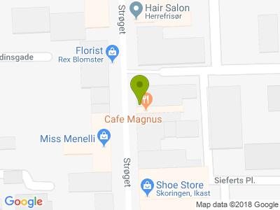 Cafe Magnus - Kort