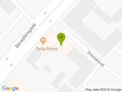 Pizza Bella Roma - Kort