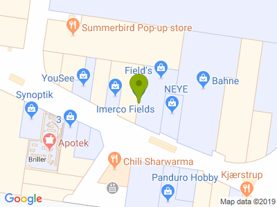 Sushibar Fields - Kort