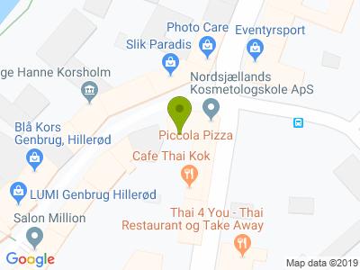 Piccola Italia Pizza - Kort