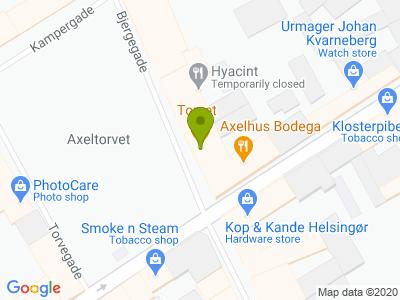 Restaurant Cafe Torvet - Kort