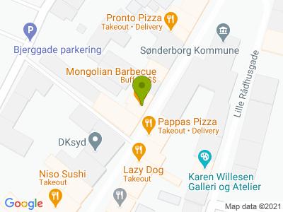 Mongolian Barbecue - Kort